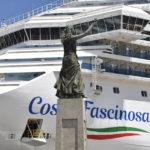Costa Crociere, al via le selezioni per assumere personale di bordo