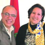 Distretto Pesca: incontro Carlino-Fatima Baroudi, Console del Marocco