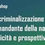 """""""Criminalizzazione del comandante della nave"""", workshop a Roma"""