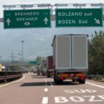 Dal 1° gennaio nuovi divieti per il traffico pesante verso l'Austria