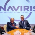 Naviris, già operativa la joint venture tra Fincantieri e Naval Group