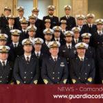 Corpo Capitanerie di porto, a Livorno al via il Corso per Tenenti di Vascello