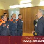 Palermo, visita del Comandante Pettorino alla Direzione Marittima