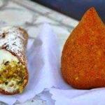Da Palermo, GTA e Bar Marocco inviano arancine e cannoli al nord