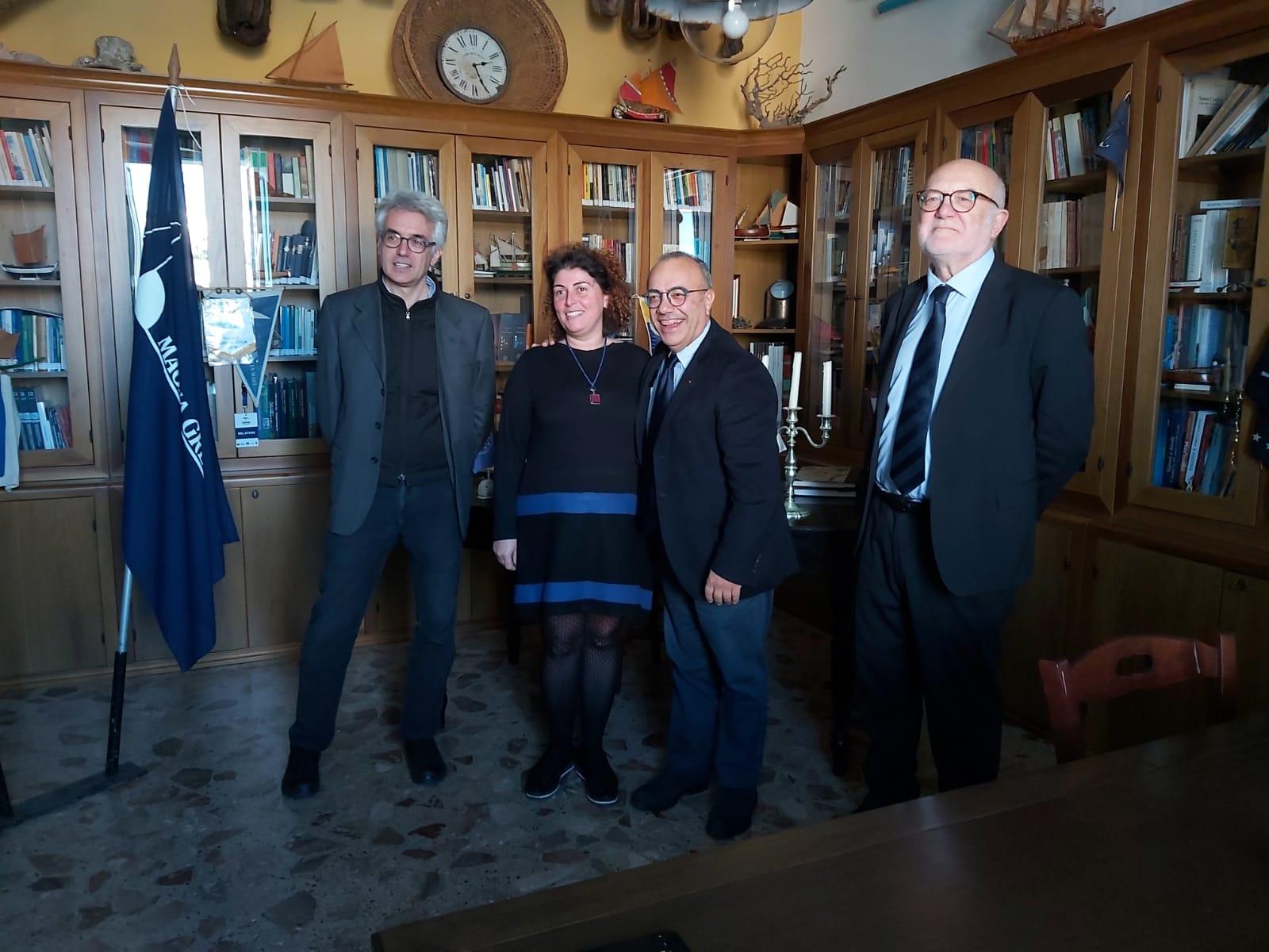 Avviata a Bari collaborazione tra Distretto della Pesca e ...