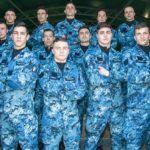 Marina Militare, nuova mimetica per i palombari  della Comsubin