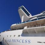 La Grand Princess attracca in California, a bordo 21 casi di Covid-19