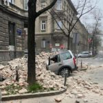 Sisma in Croazia (magnitudo 5.4): ferito  gravemente un 15enne