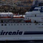 Tirrenia, stop ai collegamenti Civitavecchia-Sardegna