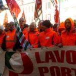 Autoproduzione: sciopero nazionale dei lavoratori dei porti e marittimi