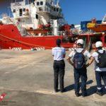 """Porto Empedocle, la nave """"Ocean Viking"""" sottoposta a fermo amministrativo"""