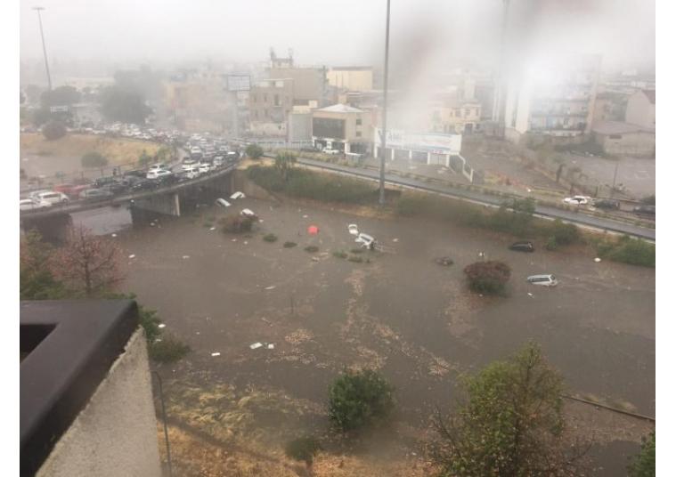 Alluvione a Palermo, morte due persone intrappolate nell ...