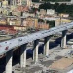 """Il prossimo 3 agosto si inaugura il ponte """"Genova San Giorgio"""""""