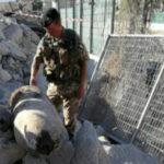 Bomba inesplosa al porto di Palermo, attesa per la bonifica
