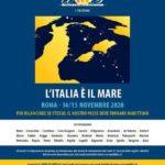 """Il 14 e 15 novembre sul canale YouTube di Limes """"L'Italia è il mare"""""""