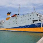 """Caronte & Tourist: """"Sotto controllo i casi di Covid sulla m/n Lampedusa"""""""