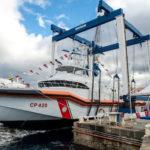 Guardia Costiera, intitolata a Natale De Grazia la nuova motovedetta CP420