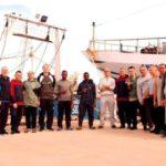 Rientrano in Sicilia i marinai di Mazara del Vallo trattenuti in Libia