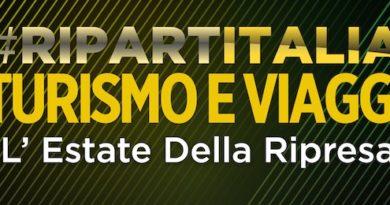 Domani in diretta streaming #Ripartitalia viaggi e turismo 2021