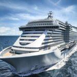 """Fincantieri, consegnata la nuova ammiraglia """"MSC Seashore"""""""