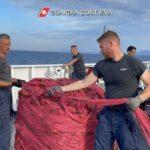 Guardia Costiera: risultati operazione pesca illegale