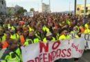 """Portuali e autotrasportatori: """"No al Green Pass"""""""